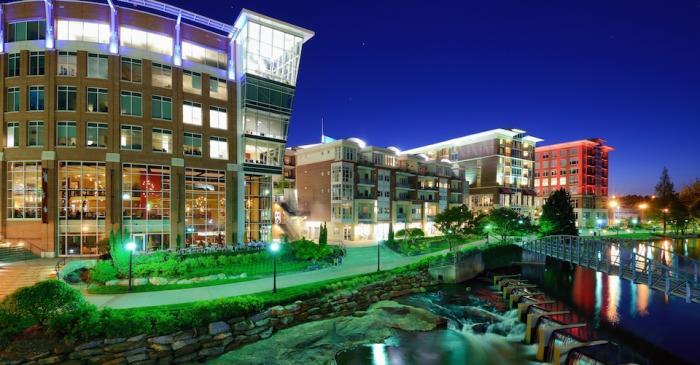 Greenville-Spartanburg, South Carolina