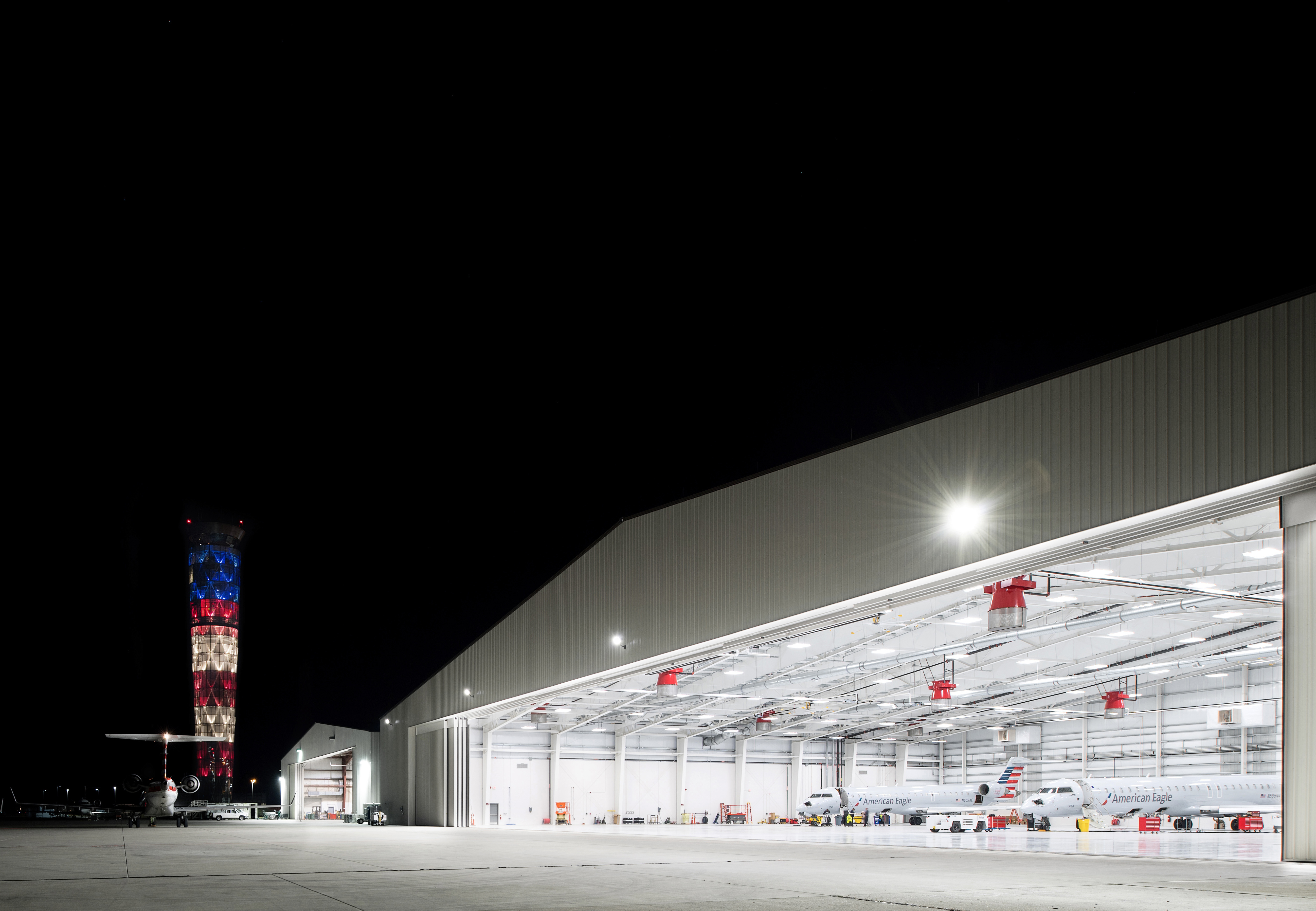 PSA Dayton Maintenance Hangar