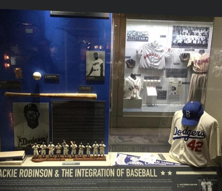 Negro Southern League Museum in Birmingham, Alabama