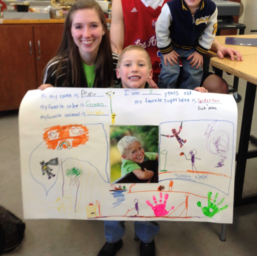 Stories of the Heart – A little fighter inspires others to give back