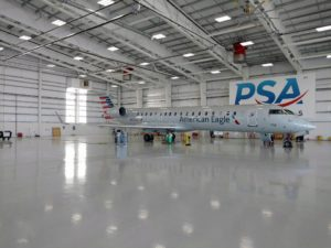 PSA Continues to Take Delivery of CRJ700 Aircraft