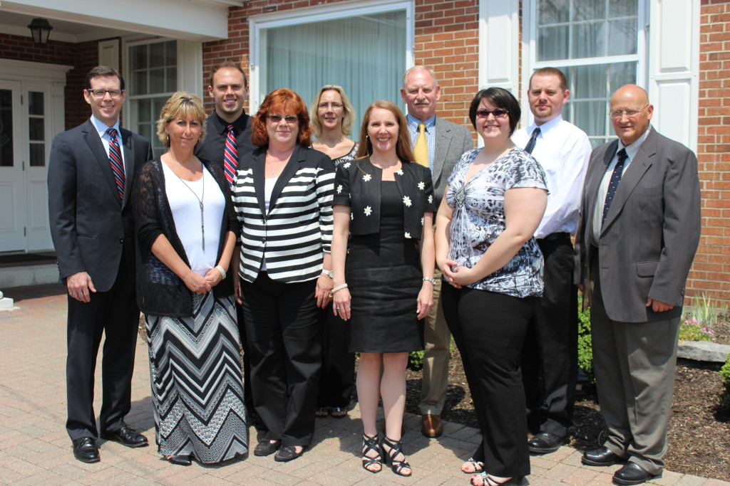 PSA Employees Recognized at 2014 President's Award Luncheon May 5, 2015