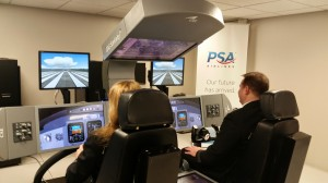 PSA Airlines Invests in New Flight Training Device