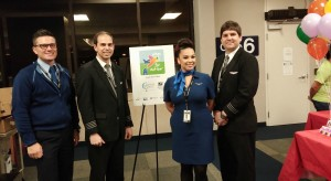 PSA Airlines Partners with Wings for Autism® – Gives Kids a Moment to Remember