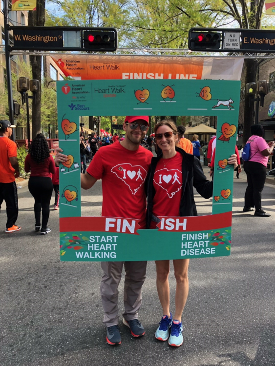 Stories of the Heart: Cardiac event leads to love and a new kind of marathon