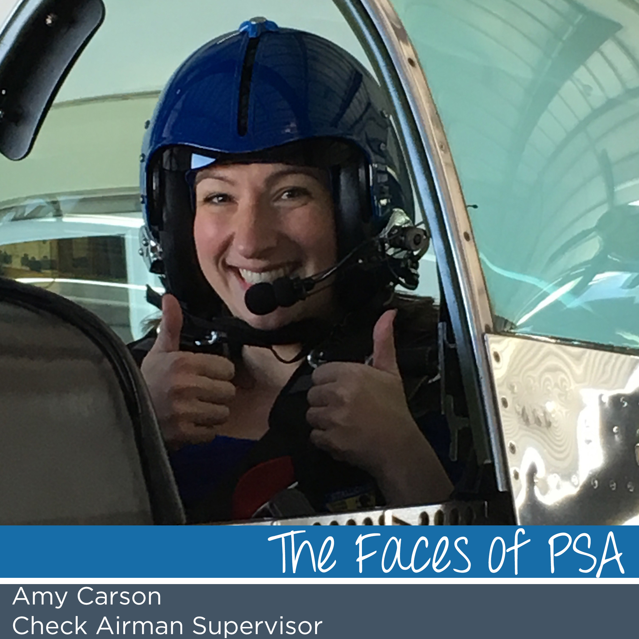 Faces of PSA- Amy Carson