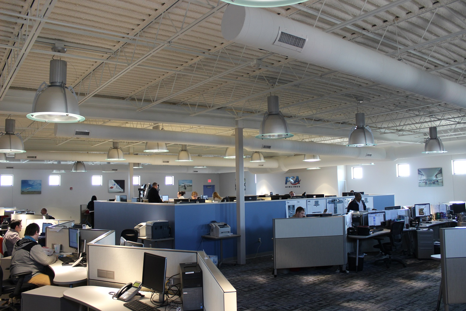 PSA Airlines Moves in New, Expanded Operations Control Center
