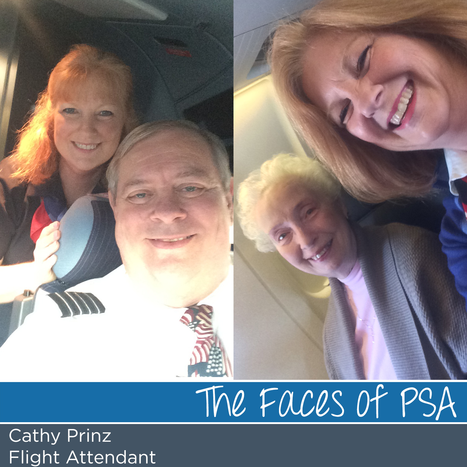 Faces of PSA: Meet Cathy Prinz