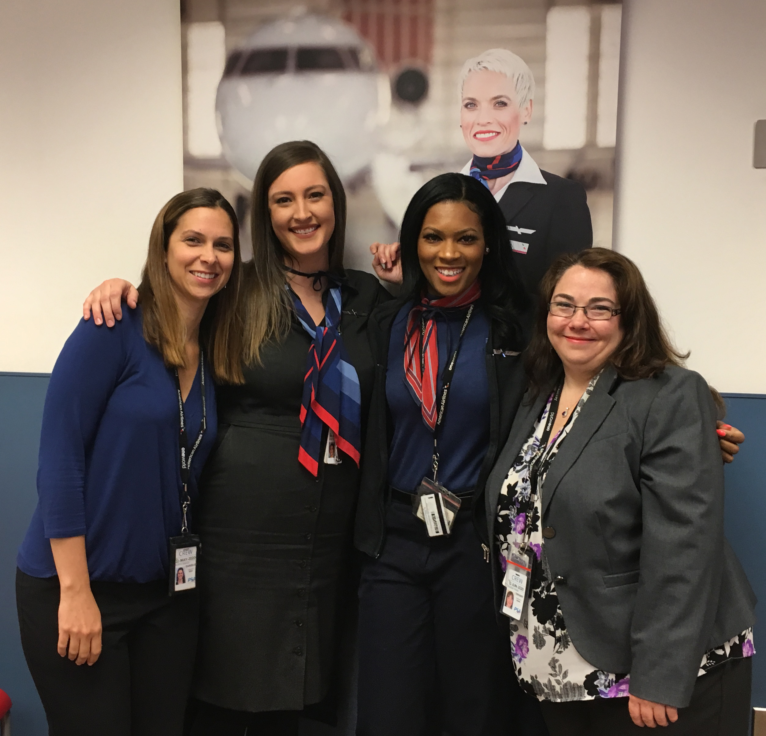 Flight Attendants honored with Real American Hero Award for actions during emergency