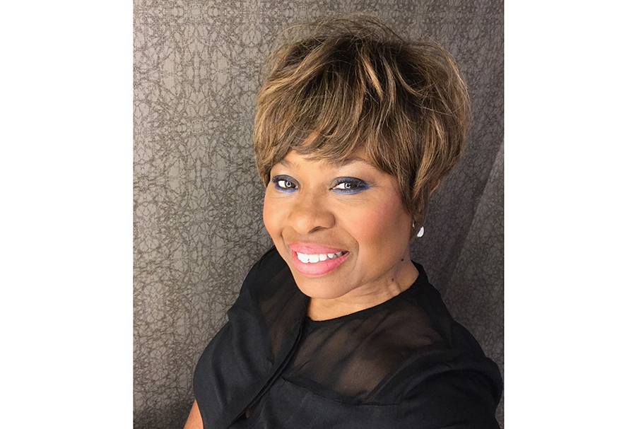 CLT-based Flight Attendant & Inclusion Council member Gwen Terry