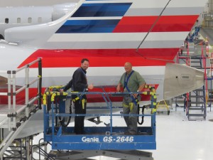 Behind-the-scenes: Aircraft Acceptance Process