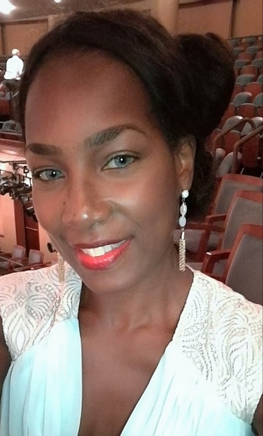 Check Flight Attendant and Inclusion Council Vice Chairperson, Zenith Baderine Gueret