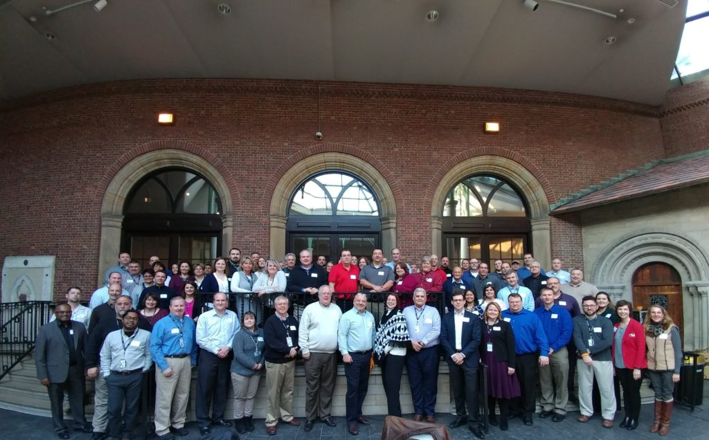 The PSA Leadership team, including managers, directors and vice presidents met earlier this week for the second Annual PSA Leadership Meeting.
