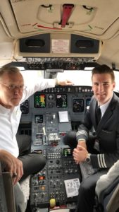 PSA Airlines & Purdue Aviation Launch Training Partnership